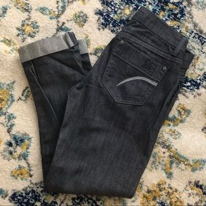 JOE'S Black/Grey Jeans